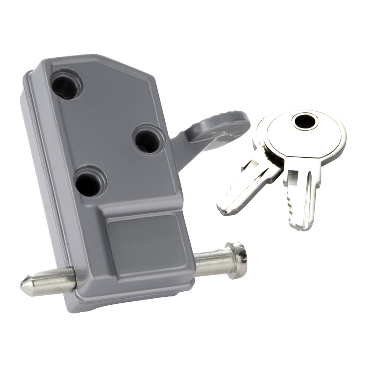 Keyed Patio Door Lock First Watch Security