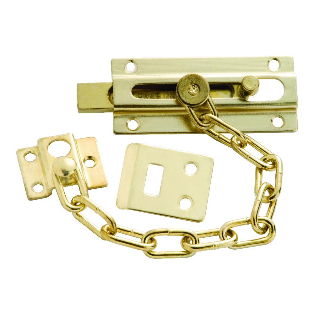 Chain Amp Bolt Door Guard First Watch Security