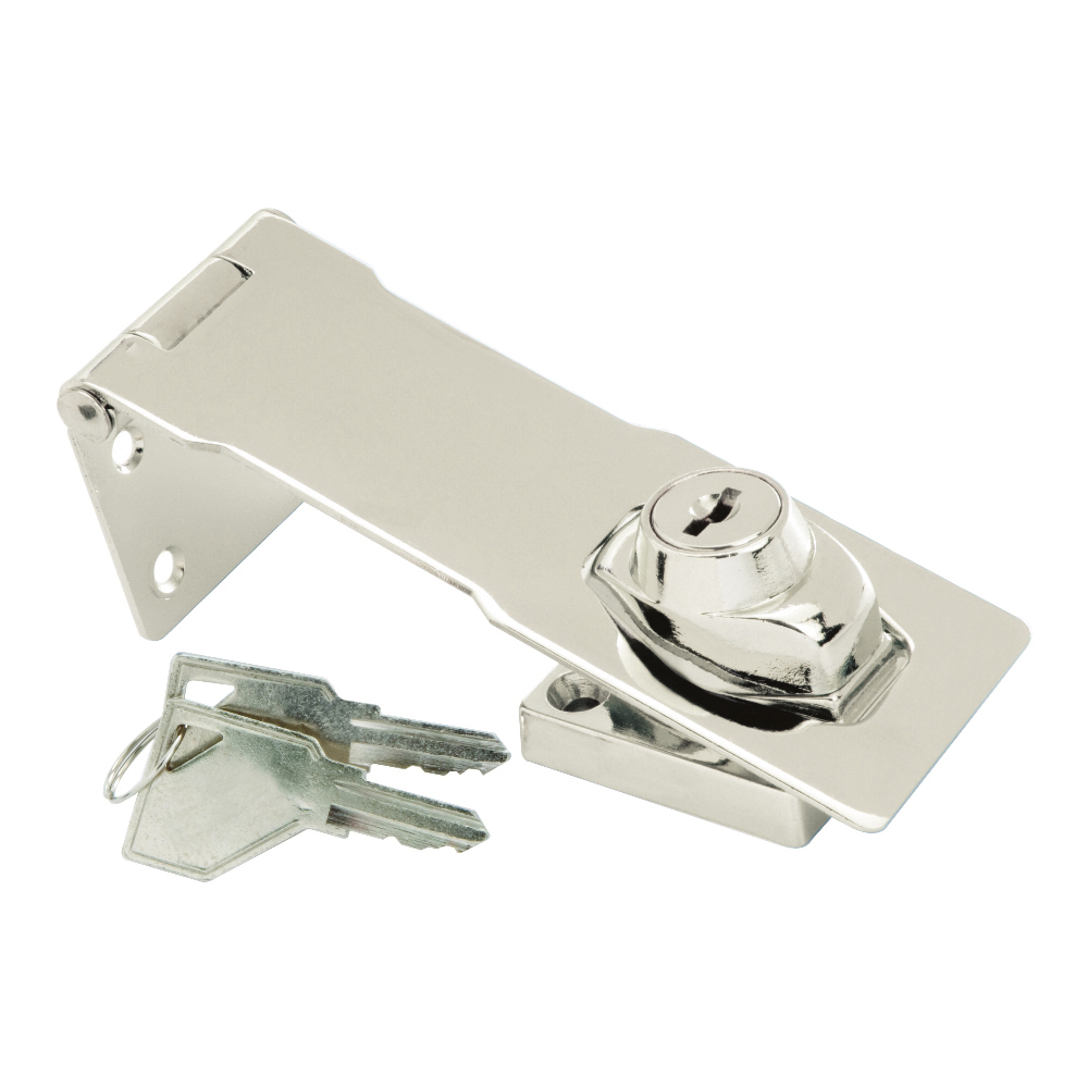 4 1 2 Quot Keyed Alike Hasp Lock First Watch Security