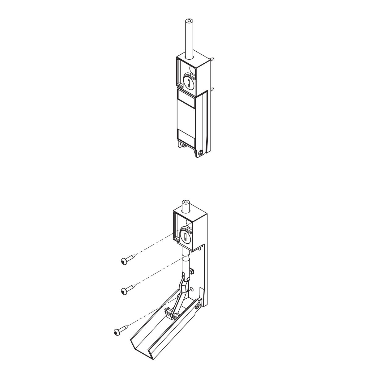 How To Install Keyed Patio Door Lock Sliding Door Design