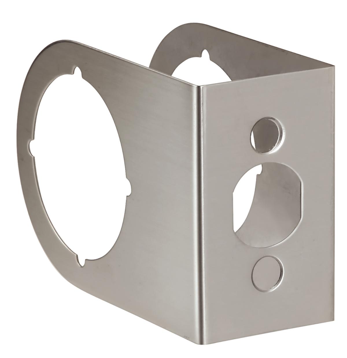 Door Reinforcer Backset 2 3 4 Quot Door Thickness 1 3 4