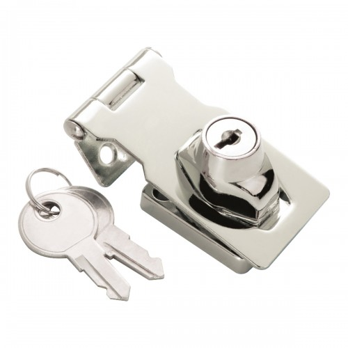 2 1 2 Quot Keyed Hasp Lock First Watch Security
